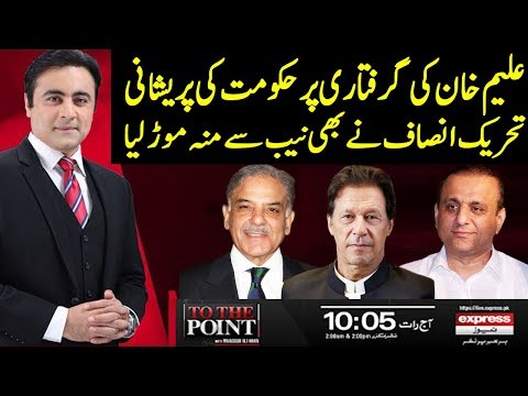 To The Point With Mansoor Ali Khan | 8 February 2019 | Express News