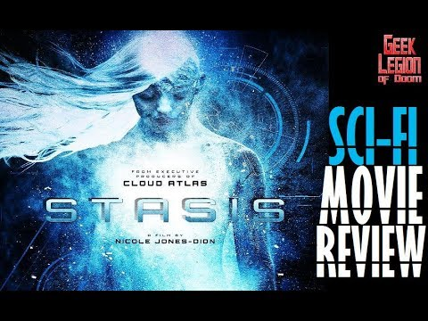 STASIS ( 2017 Anna Harr ) Time Travel Post Apocalypse Sci-Fi Movie Review