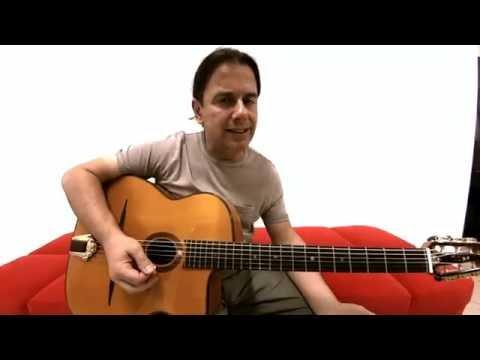 Introduzione al Gypsy Jazz di Salvatore Russo - Axe 211