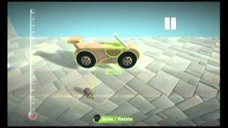 Little Big Planet 2 How To Make A Car