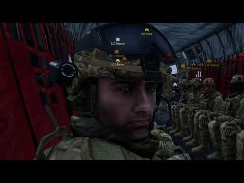 Arma 3 506thir Milsim. Operation Thunderstorm Havoc 1-2 B Grenadier