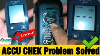 How to replace your Accu Chek Battery | 2032 Cell | DIY
