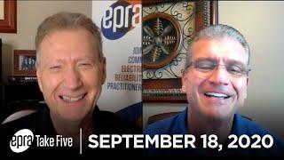 Take 5 | Roy Huff | September 18, 2020