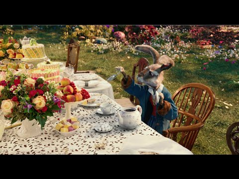 Alice Through The Looking Glass - In Theaters May 27!