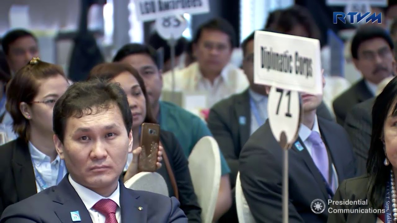 43rd Philippine Business Conference and Exposition Concluding Ceremony (Speech) 10/19/2017
