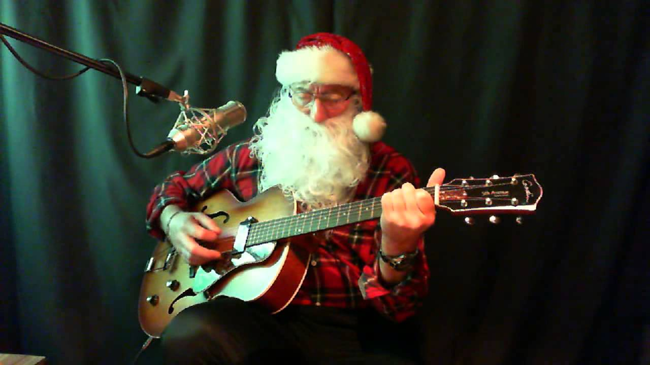 petit papa noel guitare chant blues acoustique by dadymilles youtube. Black Bedroom Furniture Sets. Home Design Ideas
