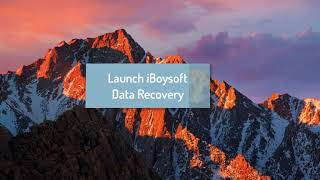Free Mac data recovery software for APFS, HFS+ drive
