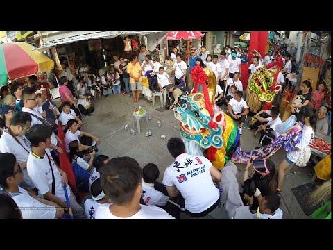 【Hong Kong Walk Tour】Cheung Chau Bun Festival 2016