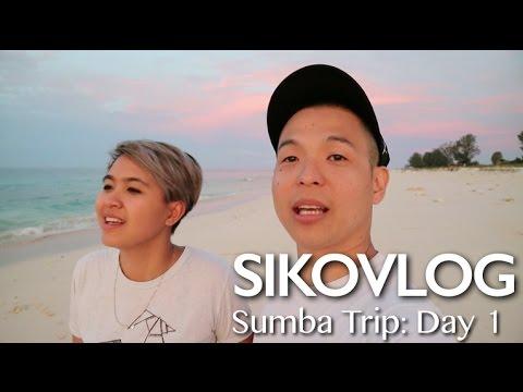 SIKOVLOG #41 - Sumba Trip Day 1: Langit Sore Di Pantai Manangaba