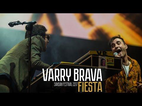 Varry Brava - Fiesta @ Sansan Festival 2017 (Directo) - Indiescretos