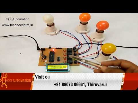 Embedded System 8051 PIC AVR ARM ARDUINO Robotics Courses Training in Thanjavur