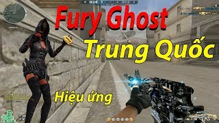 Hiệu ứng Fury Ghost CFQQ: Anh Đã Già Xạo Chó