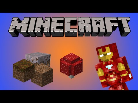 Minecraft Basics: Dirt, Mycelium, Mushrooms and More.