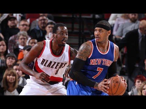 Portland Trail Blazers Make Their Pitch to Carmelo Anthony | Hahn, Humpty, & Canty