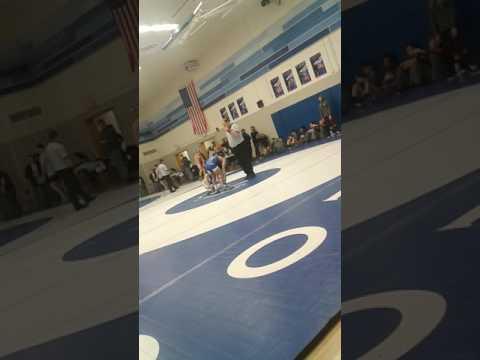 Warden high school boys wrestling