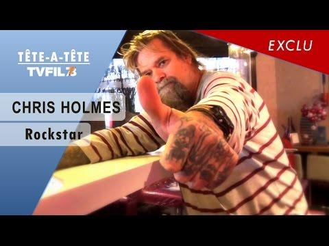 TAT – Chris Holmes, rockstar