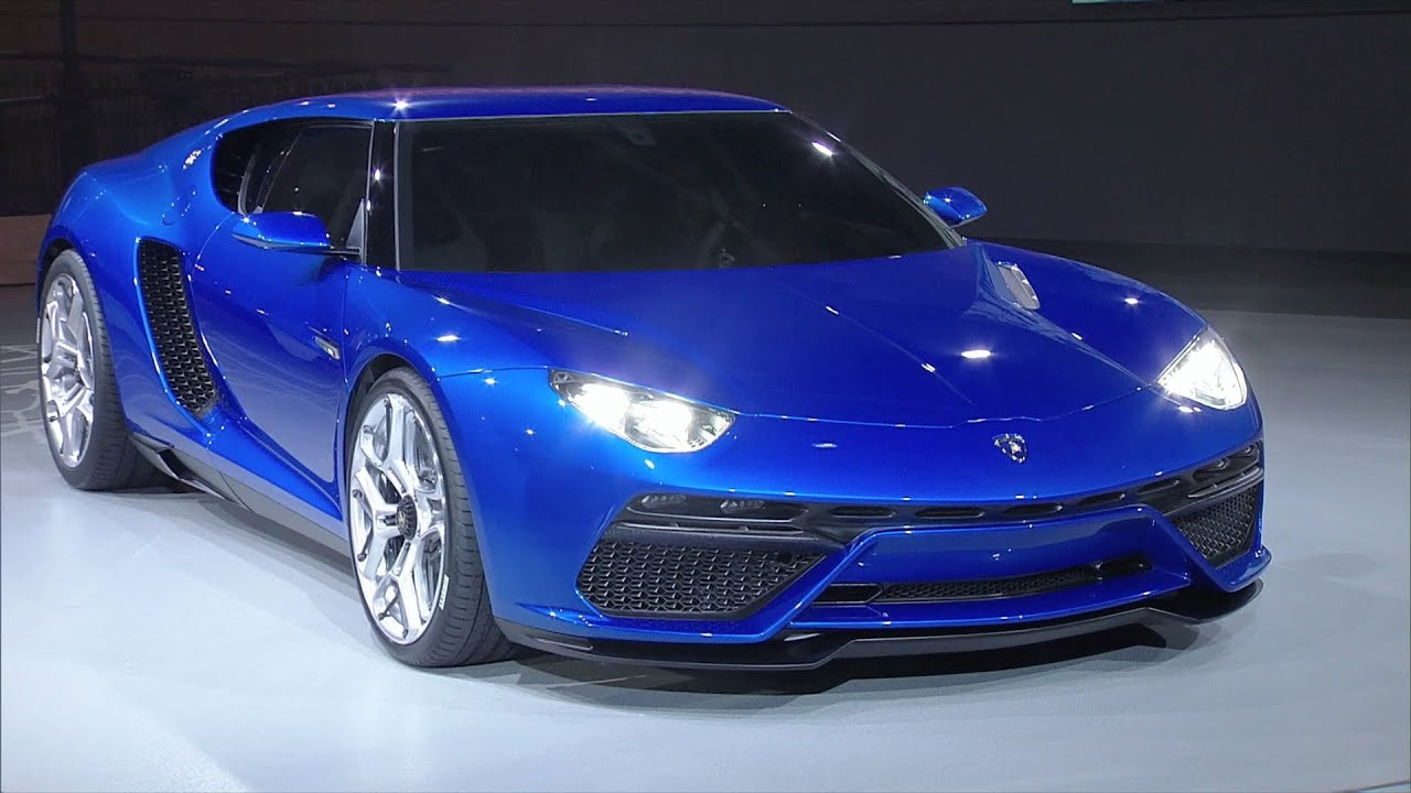 New Lamborghini Asterion Lpi 910 4 World Premiere