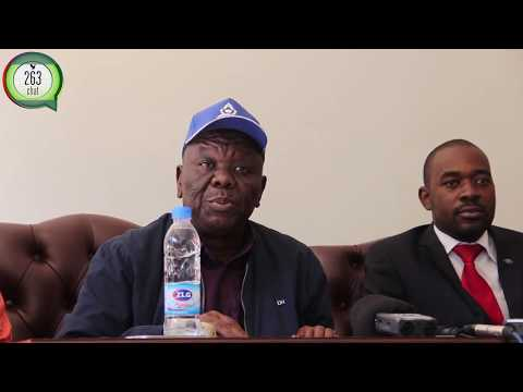 Morgan Tsvangirai's response to Bulawayo violence #263Chat