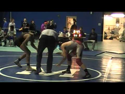 Alan Rivera-Moore (Central) vs James Noah (Cranston West) SecondConsy MethuenTourny 20160130