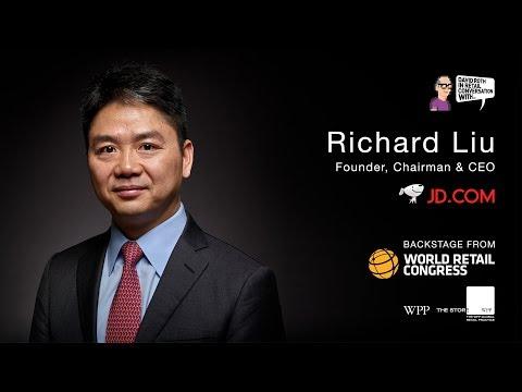 Richard Liu - JD.com - Founder, Chairman & CEO Interview at World Retail Congress 2018