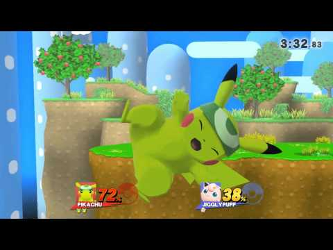 Pikachu (ItsAndre) vs Jigglypuff (Riley B)