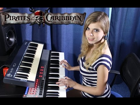 Pirates of the Caribbean (keyboard cover)