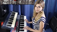 Pirates of the Caribbean (keyboard cover by Mary Light)
