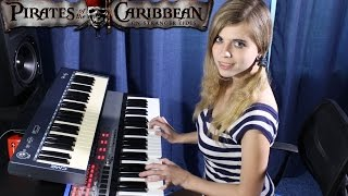 Download Pirates of the Caribbean (keyboard cover by Mary Light) Mp3 and Videos