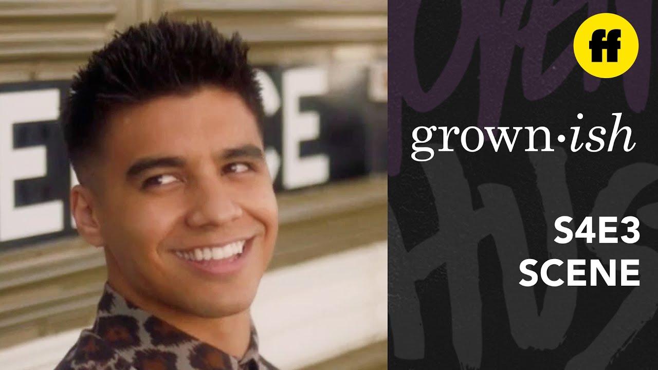 Download grown-ish Season 4, Episode 3 | Vivek Does Community Service | Freeform
