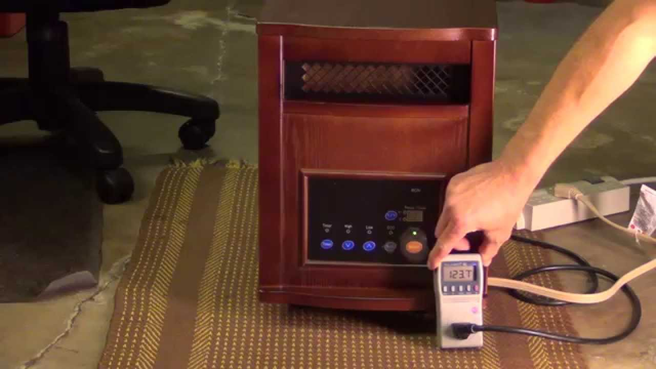 life smart infrared heater shutting off cools turns back on thermostat switch ksd301 [ 1280 x 720 Pixel ]