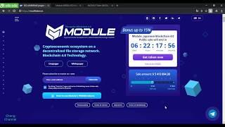 Giới thiệu dự án Module Blockchain 4.0