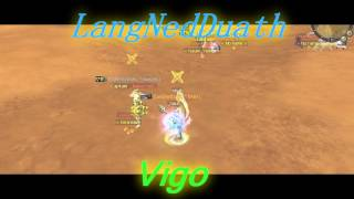 Silkroad Online PVP (İnt Spear) 2015