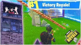 DrDisRespect Carrying Kraftyyz at 2vs2 Tournament on Fortnite (7/6/18) (1080p60)