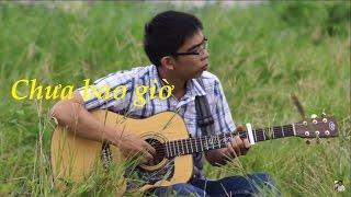 GUITAR TTB - Chưa bao giờ guitar solo - NGUYỄN TRỌNG