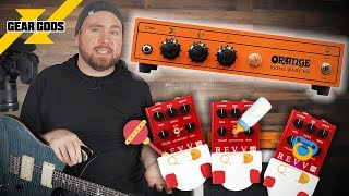 ORANGE AMPS Pedal Baby 100 Review | GEAR GODS