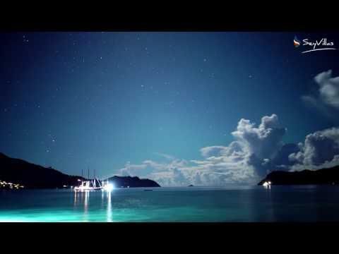 Night Sky in the Seychelles