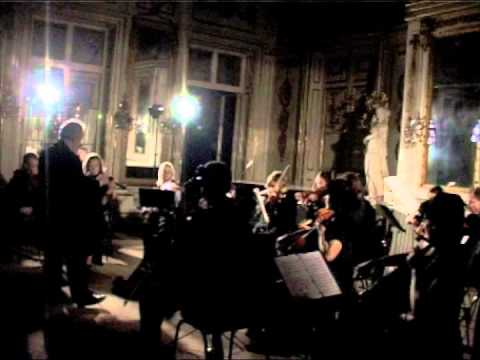 Schubert - Death and the Maiden, 2nd mov. / Rachlevsky, Chamber Orchestra Kremlin