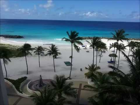 Lounging at the Barbados Beachfront