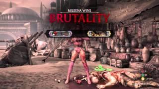 Mortal Kombat X WTF????