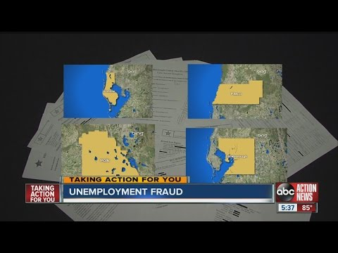 Scammers use information to commit unemployment fraud