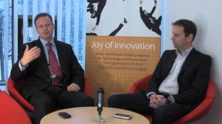 Playbook for Strategic Foresight and Innovation: Tekes interview 3