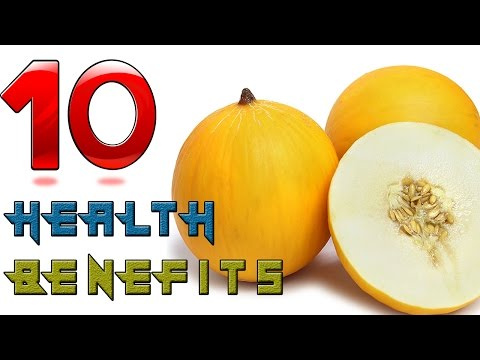 Health Benefits of Honeydew Melon Juice on Youtube