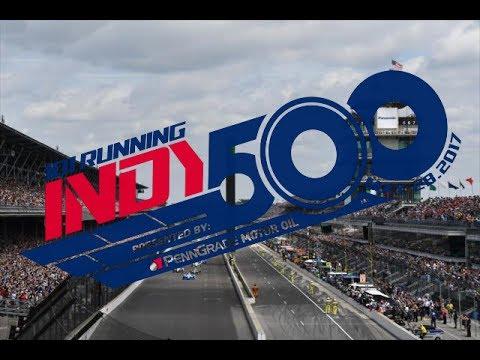 Indycar 2017 - Fecha 6 - Indianapolis 500 (Audio Español Latino)