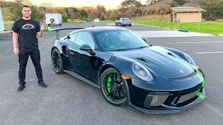 2019 Porsche GT3RS Review - The Best Car Under $200,000?