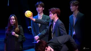 180303 Astro Fanmeeting in BKK - Ball shoot's Game 아스트로