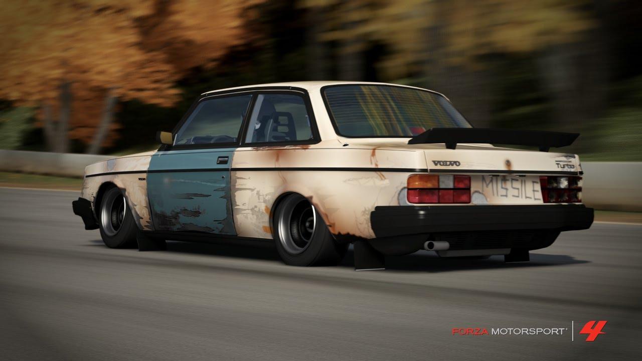 De La Volvo Drift Carx Drifting Youtube