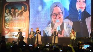 Rohman Ya Rohman Sabyan Gambus Live Semarang