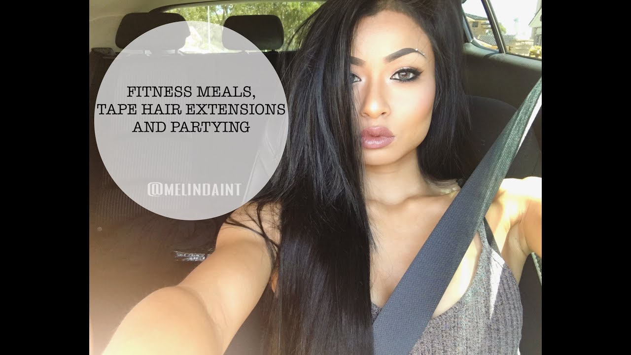 March 2016 Vlog Where To Eat In Sydney Fitness Hair Extensions