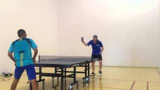 Practice with the new Dr. Neubauer Buffalo frictionless anti in1.2m...