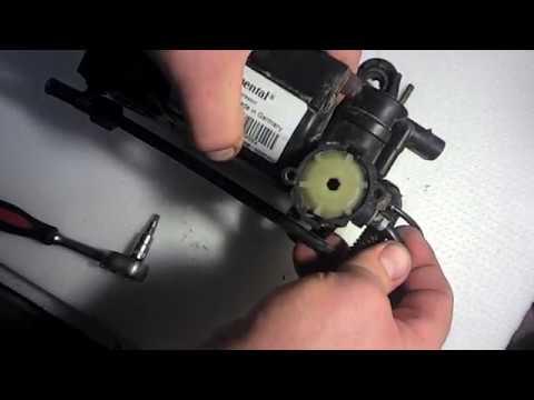 Как отремонтировать компрессор пневмо подвески Ауди Аллролд Самостоятельно!